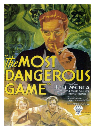 the-most-dangerous-game-1932-poster